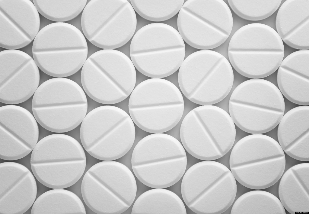 aspirin as an anti-aging drug