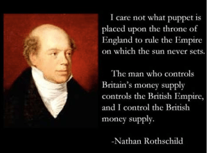 AGENTS OF GENOCIDE: THE CROWN HOUSE OF ROTHSCHILD