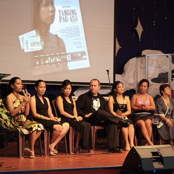 Philippine premiere - Tanging Pag-asa