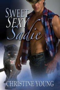 Sweet Sexy Sadie, paranormal romance, shapeshifter,