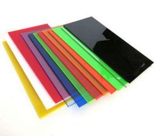 Plastics - Acrylic sheet