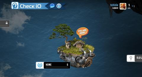 Map CheckiO