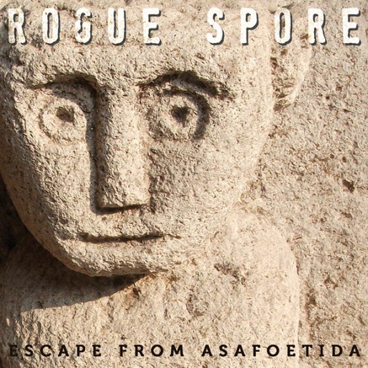 Rogue Spore cover