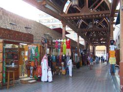 The fashion Souks of Dubai.