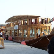 Roguetrippers took a Dhouw cruise when they were here in March 2009, and it is a great way to see the waterfront of Dubai.