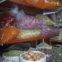 You may want to bring an empty suitcase to park all of the spices you will buy in the Spice Souks of Dubai.