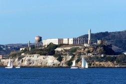 View of Alcatraz Island