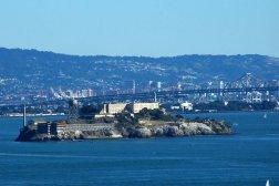 Alcatraz Island - San Francisco.