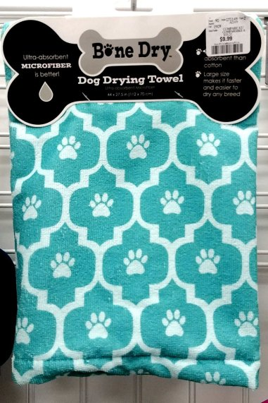 Bone-Dry-Towels-for-dogs-that-swim-on-vacation