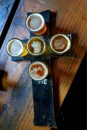 Brimstone-Brewing-serves-craft-beer-flights-in-crucifix