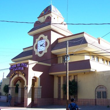 The Wax Museum of Tijuana is an arts and cultural centre in the heart of Tijuana.