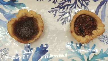 Butter tarts from By George - He's Got it! at the Paris Fairgrounds