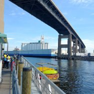 Roguetrippers visited Canal Side - Buffalo's new waterfront Attractions