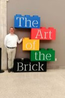 Roguetrippers came to the Buffalo Museum of Science to check out the Art Of the Brick Lego Art exhibit.