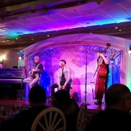 Roguetrippers enjoyed the world class entertainment on their Cruise