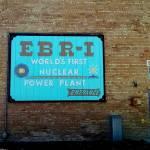 Atomic City EBR-1 Nuclear Reactor Unusual museum