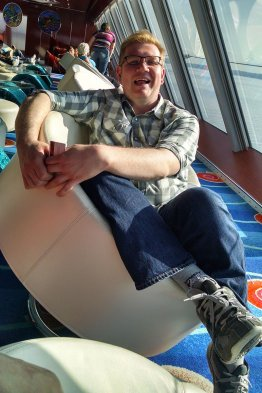 Nick-Relaxing-on-Cruise