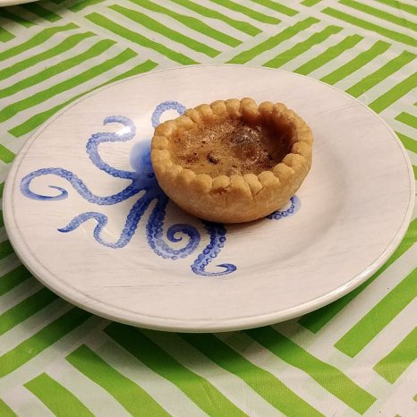 buttertart from the Tiny Shop Bakery in Dundas
