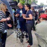 Albino Rhino Craft Beer Festival in Ridgeway, Ontario