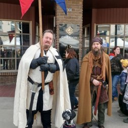 Roguetrippers checked out the Renaissance Festival in Kitchener, Ontario