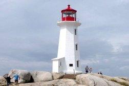 Peggys Cove has a virtual tour