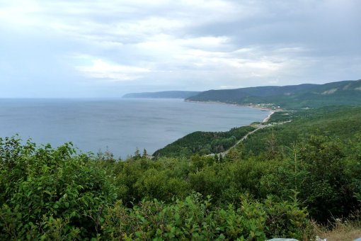 Roguetrippers visit the Cabot Trail In Nova Scotia many times
