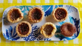 yellow-gingham-rogue-trippers-buttertarts