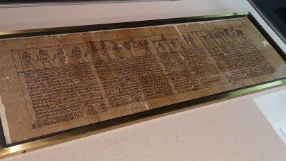 Egyptian-papyrus