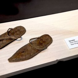 egyptian-sandals-Museum-Natural-History