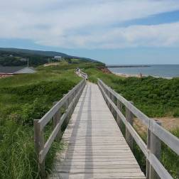 Inverness Beach is one of the greatest beaches in Nova Scotia