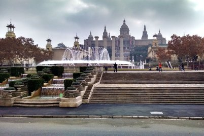 Montjuic in Barcelona is a highlight for Roguetrippers