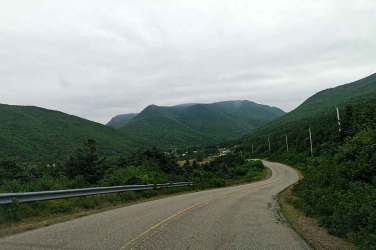 Canadas favourite Island - Cape Breton - Cabot Trail