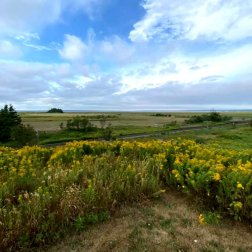 Roguetrippers visit Fort Lawrence in Amherst Nova Scotia