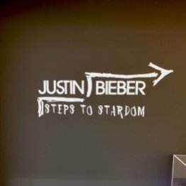 Visit the Justin Bieber Exhibit at Perth County Museum and archives.