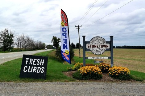 Roguetrippers visit Stonetown Artisan cheese