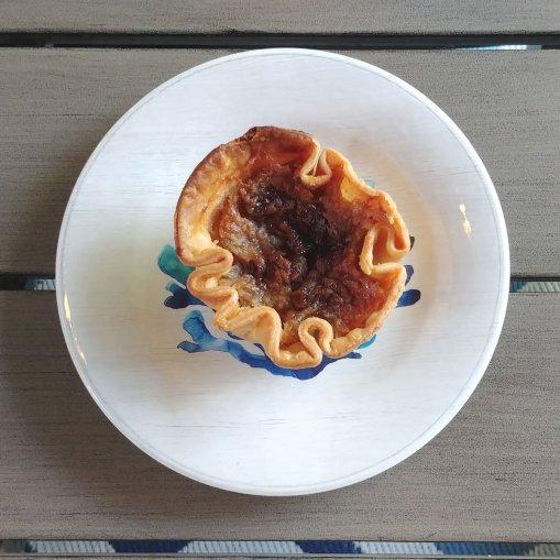 tempting butter tart
