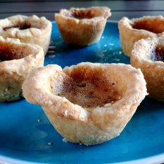 Our Buttertart quest took us to Bread and Butter bakery in Kingston