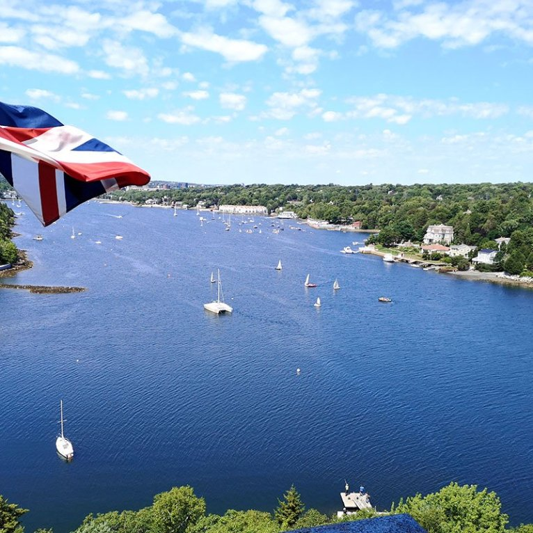 view-from-tower-Sanford-Fleming-Park-Halifax