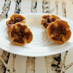 a Guelph butter tart tour must include With The Grain Bakery