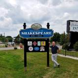 Roguetrippers visit Shakespeare Ontario and Perth County often