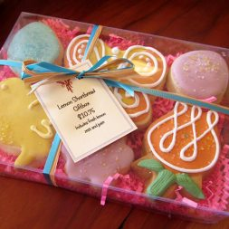 Shortbread cookies are a must for gift giving and enjoying on a road trip.