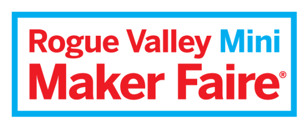 Rogue Valley Mini Maker Faire logo