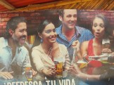I wish beer made me as stoked as the dude on the left.