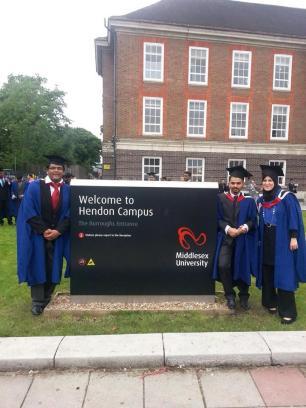 Middlesex University UK