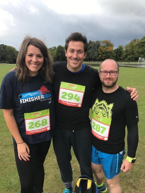 Big Fun Run Fundraisers 2017