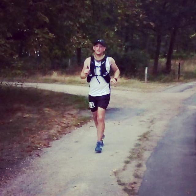 Joe Clarke - Ultra Marathon