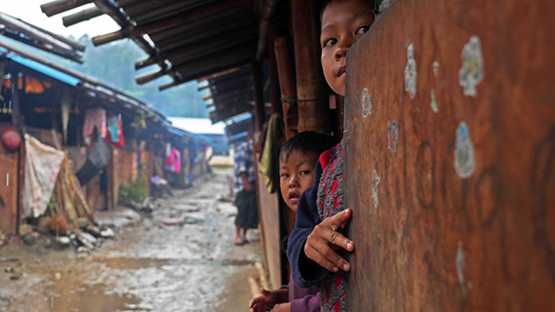 Guda Pyin inhabitants to be moved to IDP camps