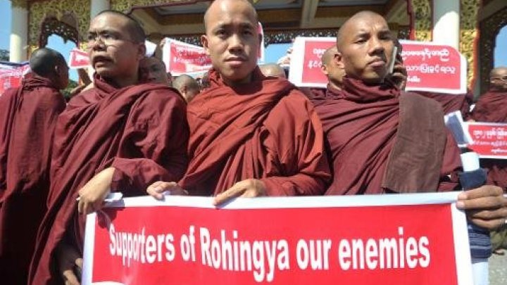 Another Buddhist Temple on Muslim land, owners on the run