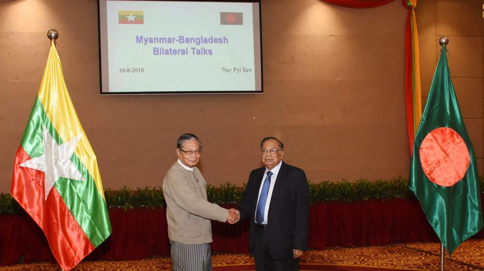 Myanmar not sincere in negotiating with Bangladesh