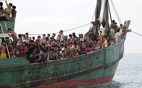 Human Trafficking gang active in Buthidaung